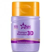 Shampoo Matizador 3D Magic Color Shampoo Matizador 100ml -