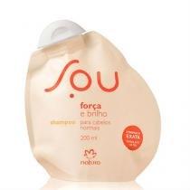 Shampoo natura sou força e brilho 200ml -