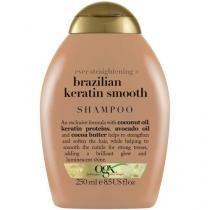Shampoo Ogx Brazilian Keratin Smooth - 250ml