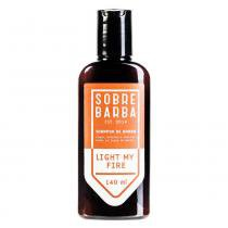 Shampoo para Barba Light My Fire - 140ml - Sobrebarba