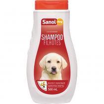 Shampoo Sanol Dog Filhote 500ml -