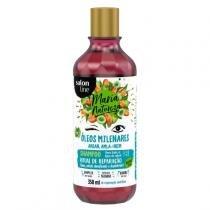 Shampoo uso diário salon line 350ml maria natureza óleos milenares - Seu gil