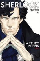 Sherlock - A Study in Pink - Titan books - usa