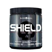 Shield 500g  Glutamina - Black Skull -