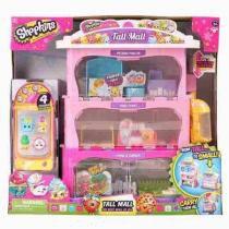 Shopkins Center Shopping Playset MiniFiguras Mall Dtc 4099 -