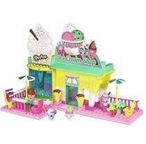 Shopkins Kinstructions Ice Cream Shop Dtc 4128 -