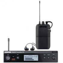 Shure PSM 300 - Completo com fone se112gr - in ear - Shure