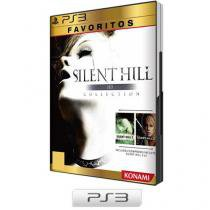 Silent Hill HD Collection para PS3 - Konami
