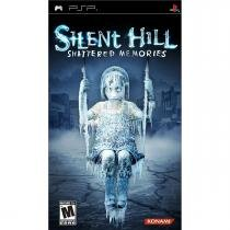 Silent hill: shattered memories - psp - Sony