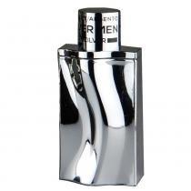 Silver Men Georges Mezotti - Perfume Masculino Eau de Toilette - 100ml - Georges Mezotti