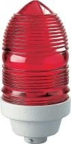 Sinaleira Simples Vermelho 60W Incandescente Tramontina 56154001 - Tramontina