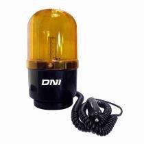 Sinalizador Visual Âmbar com 24 LEDs - DNI 4109 - DNI