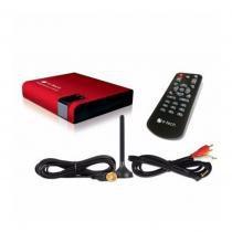 Sintonizador receptor de tv digital automotivo e-tech -
