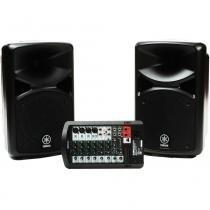 Sistema de Áudio Portátil Stagepas 400I YAMAHA - Yamaha