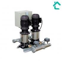 Sistema de Pressurização Schneider SKID 2X VME 9540 4cv 380V Trifásica -