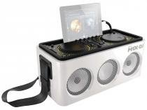 Sistema de Som M1X-DJ 80W RMS 4 Caixas Acústicas - Wireless Bluetooth 4.0 Entrada AC - Philips
