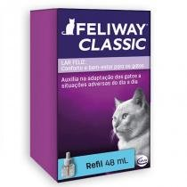 Sistema de terapia para gatos feliway refil 48ml - ceva -