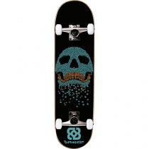 Skate Átrio Bob Burnquist Street Caveira - ABEC 5