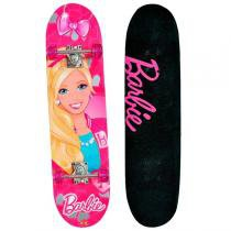 Skate Barbie C/ Acessórios de Segurança 7619-1 - Fun - Fun Brinquedos