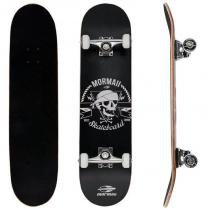 Skate Chill Street Completo Profissional Mormaii - Abec5 90a Caveira -