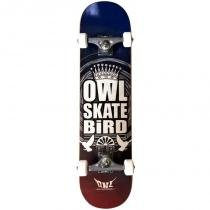 Skate Completo Owl Sports Freebird (Profissional) - 32 X 7,6 - Owl Sports -