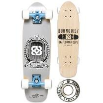 Skate Cruiser Atrio Bob Burnquist ES010 Cinza - Multilaser - Multilaser
