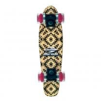 Skate cruiser bambu mormaii - tribal -