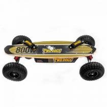 Skate elétrico off road 800w g2 twodogs - Two dogs