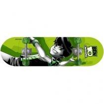Skate Infantil Ben 10 Skate Aventura - Astro Toys