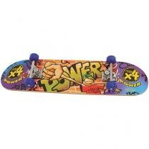 Skate Infantil Tribo x4 Action Power - Xalingo