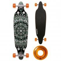 Skate Longboard 39 Polegadas Bob Burnquist ES014 Verde - Multilaser - Multikids