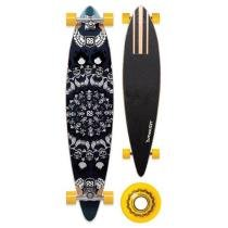 Skate Longboard 46 Polegadas Bob Burnquist ES015 Azul - Multilaser - Multilaser