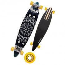 Skate Longboard Bob Burnquist 1,17m Abec 7 - Multilaser