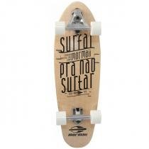 Skate Longboard Carver Mormaii Truck Simulador de Surf 4988 - Belfix