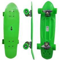 Skate Longboard Grande Retro Abec 7 Verde (SKT-13) - Braslu