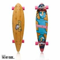 Skate longboard two dogs bambu d3 - Two dogs