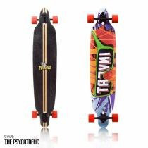 Skate longboard two dogs invert d3 - Two dogs