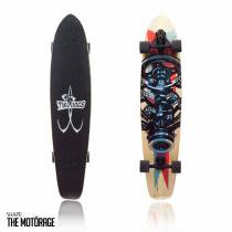 Skate longboard two dogs super carve d3 - Two dogs