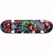 Skate Marvel os Vingadores - DTC - Color - DTC