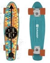 Skate Mini Cruiser Atrio Bob Burnquist Azul - ES093 -