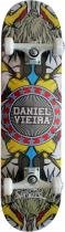Skate skateboard daniel vieira - color - Bel sports
