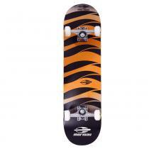 Skate Skateboard Mormaii Alpha - Laranja - MORMAII
