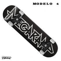 Skateboard Semi-Profissional Pró Mega Rampa BelSports cod 4030 - MEGARAMPA - 4 - Belfix