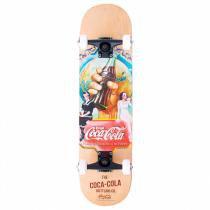 Skateboard Street Coca-Cola Bel Fix Bottling -