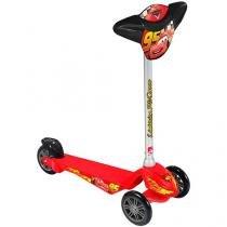 Skatenet Cars Disney 3 Rodas - Bandeirante