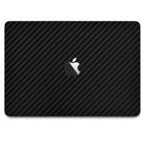Skin Premium - Adesivo Fibra de Carbono MacBook Pro Retina 12 - Preta - Skin premium