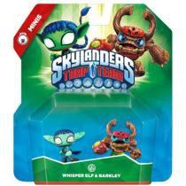 Skylanders Trap Team Mini 2-Pack - Whisper Elf  Barkley