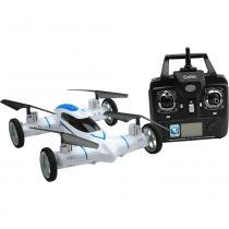 Skyroad h18 - carro drone 2 em 1 - candide - Candide