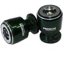 Slider traseiro premium x ninja 300 2012 até 2016 - premium racing -