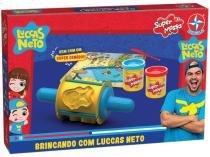 Slime Super Massa Brincando com Luccas Neto - Estrela